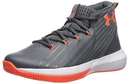 Under Armour Kids' Grade School Launch Basketball Shoe