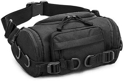 CamGo Tactical Waist Portable Fanny Pack