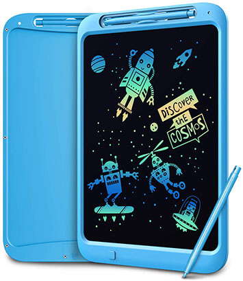COOVEELCD Writing Tablet, 12 Inch Digital Ewriter Electronic Graphics