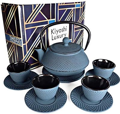 KIYOSHI Luxury 11PC Japanese Tea Set
