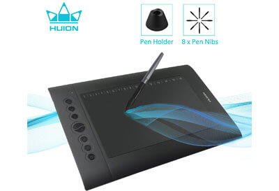 Top 10 Best Graphics Drawing Tablets in 2019 Reviews