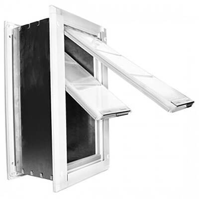 Endura Flap Wall Mount Double Flap Pet Door