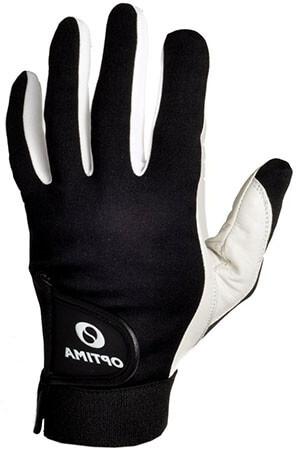 Optima Max Grip Cabretta-Leather Racquetball Glove