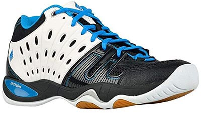 Ektelon Men's T22 Mid-Synthetic Racquetball Shoes