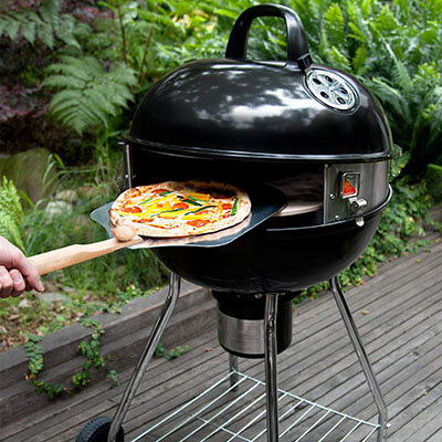 Pizzacraft PC7001 Pizza-Que Deluxe Outdoor Pizza Oven