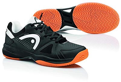 HEAD Men's Grid 2.0 Low Racquetball-Squash Indoor Court Shoes