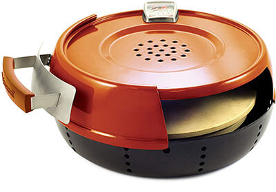 Pizzacraft PC0601 Pizzeria Pronto Stovetop Pizza Oven