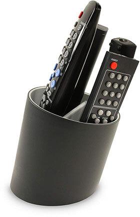 j-me Tilt Remote Control Tidy Remote Holder and Organizer