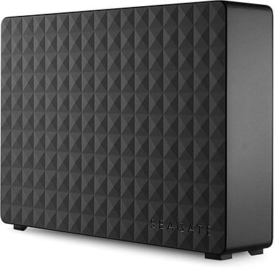 Seagate Desktop 8TB External Hard Drive, USB 3.0 for PC & Laptop