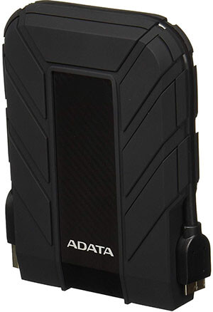 ADATA HD710 Pro 2TB USB 3.1 IP68 Ruggedized External Hard Drive