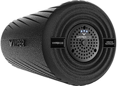 Hyperice Vyper -2.0 High-Intensity Vibrating Fitness Roller