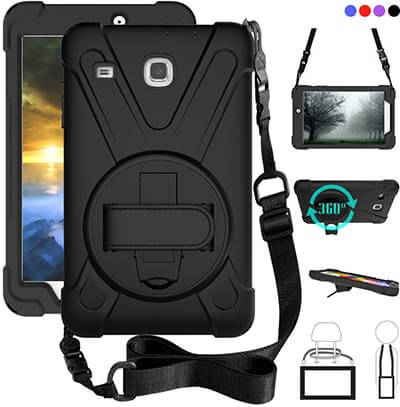 ZenRich Galaxy Tab E 8.0 Case