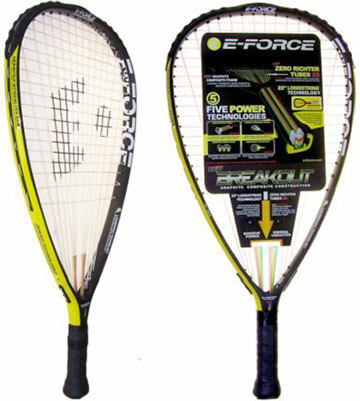 E Force Breakout Racquetball Racquet