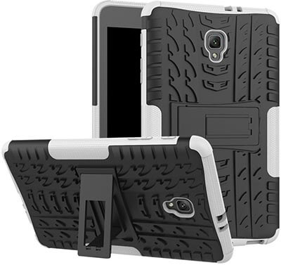 DWaybox Hybrid Rugged Heavy Duty Hard Case Cover for Tab A 8.0 T380