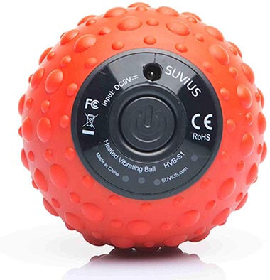 SUVIUS Ball Electric Vibrating Foam Roller