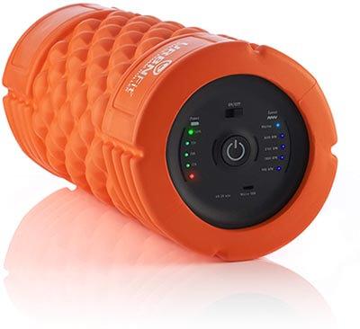 URBNFit Vibrating Foam Roller - 5-Speed Massager and Roller