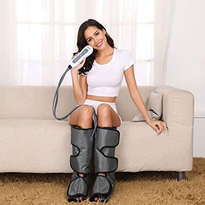 Silvox Leg Massager Air Compression