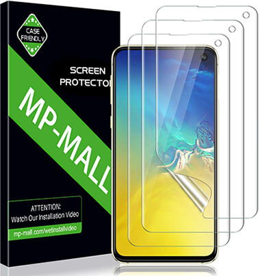 MP-MALL Screen Protector for Samsung Galaxy S10e-[3-Pack]