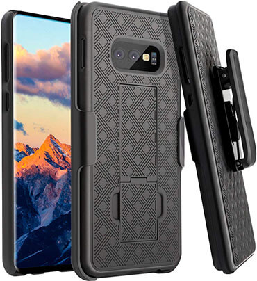 Fingic Galaxy S10E Case, Samsung S10E