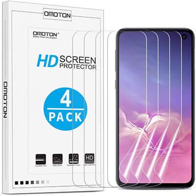 OMOTON Screen Protector for Samsung Galaxy S10e