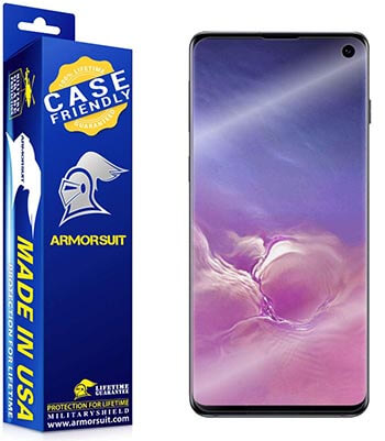 ArmorSuit Samsung Galaxy S10 Screen Protector