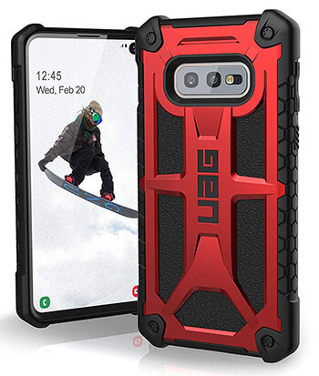 UAG Samsung Galaxy S10e Military Drop-Tested Phone Case