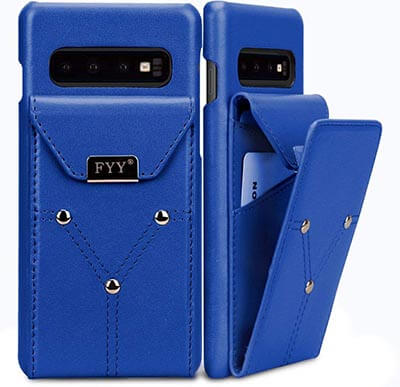 "FYY Samsung Galaxy S10 6.1"" Wallet Case"