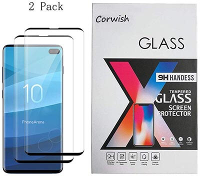 Corwish Galaxy S10 Screen Protector