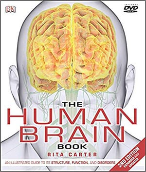 The Human Brain Book: An Illustrated Guide to Structure, Function, and Disorders by Rita Carter