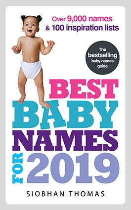 Best Baby Names for 2019 by Siobhan Thomas