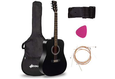Top 10 Best Acoustic Guitars in 2019 Reviews