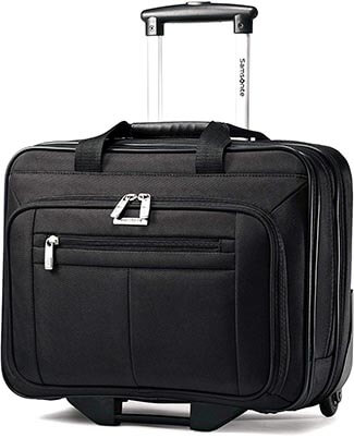 Samsonite Classic Business Wheeled Business Case-15.6-Inch