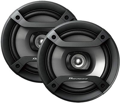 "Pioneer TS-F1634R 6.5"" 2-Way Speakers-200W"
