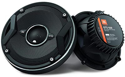 JBL GTO629 Premium Co-Axial Speaker - Set of 2 - 6.5-Inch
