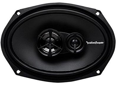 Rockford Fosgate R169X3 Prime 3-Way Full-Range 6 x 9 Inch Coaxial Speaker - Set of 2