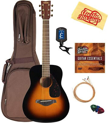 Yamaha JR2 Junior Acoustic Guitar- Size 33-Inch