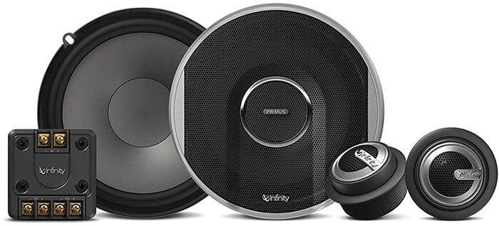 """Infinity PR6500CS Primus 6-1/2"""" Component Speaker System"""