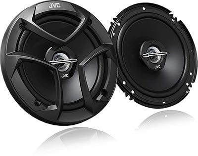 "JVC CS-J620 300W 6.5"" CS Series Speakers, Set of 2 2-Way Coaxial Car"