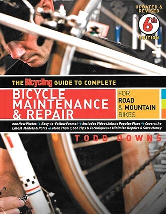 Todd Downs-the Bicycling Complete Guide to Bicycle Maintenance & Repair