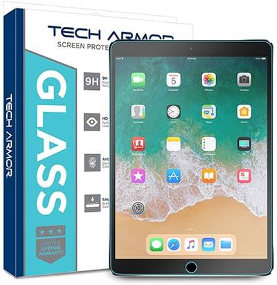 Tech Armor Ballistic Glass Screen Protector Designed for Apple iPad Air 3