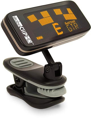 Peterson Strobo Clip HD Clip-On Tuner
