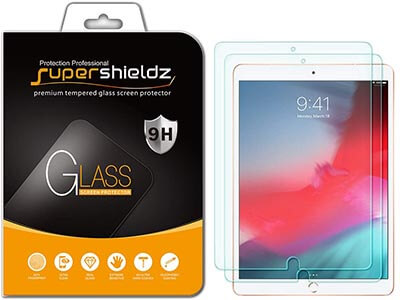 Supershieldz for Apple iPad Air 10.5 inch 2019 / iPad Pro 10.5 inch Screen Protector