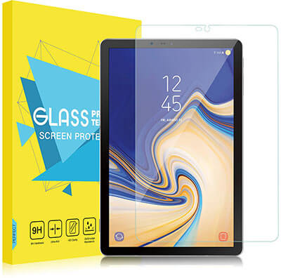"MoKo Galaxy Tab S4 10.5"" Screen Protector Scratch Terminator"