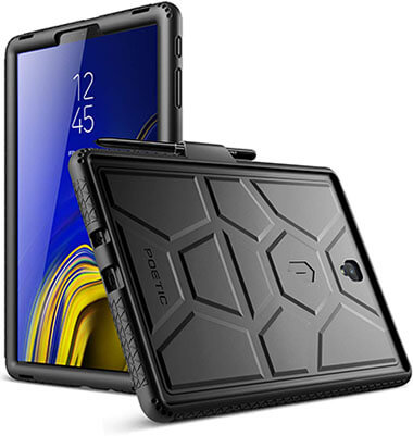 Poetic TurtleSkin Series Silicone Case for Samsung Galaxy Tab S4