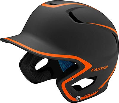 Easton Z5 Matte Two-Tone Baseball Batting Helmet