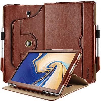 EasyAcc Samsung Galaxy Tab S4 PU Leather Case