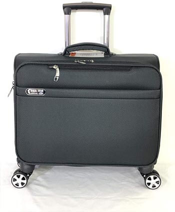 4 Wheel Drive 360-Spinner Laptop Trolley Bag Travel
