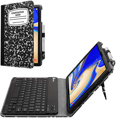 Fintie Folio Premium PU Leather Stand Case for Galaxy Tab S4