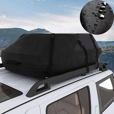 Miageek Cross Country Water Resistant Non Slip Soft Rooftop Travel Cargo Bag