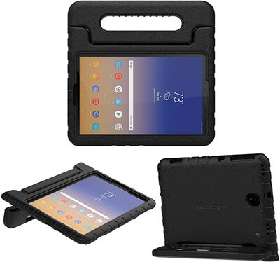 MoKo Shock Proof Case for Galaxy Tab S4 10.5 Inch